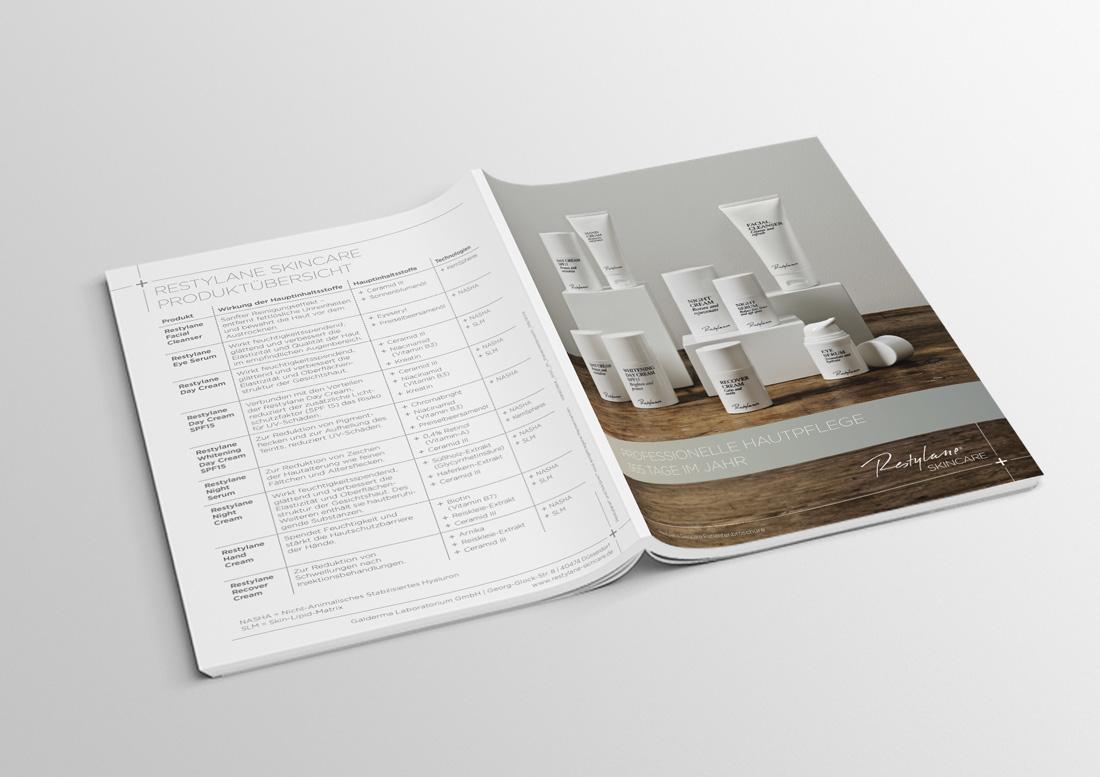 Werbeagentur Düsseldorf - Magazin Restylane