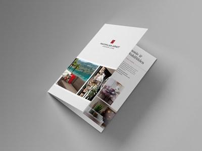 Printdesign Imagemappe Düsseldorf
