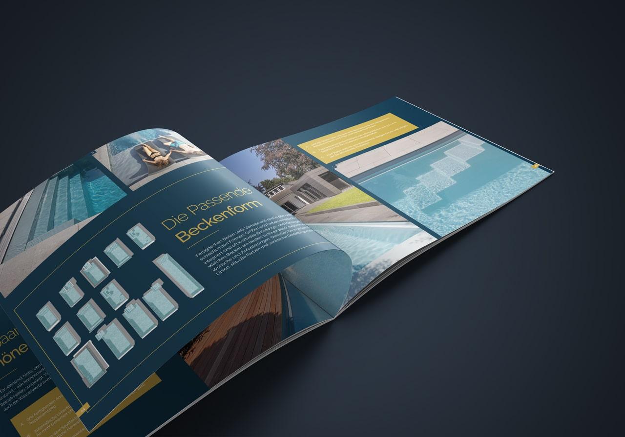 Design Broschüre Remscheid