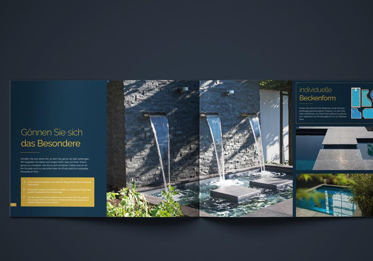 Agentur Broschüre Düsseldorf