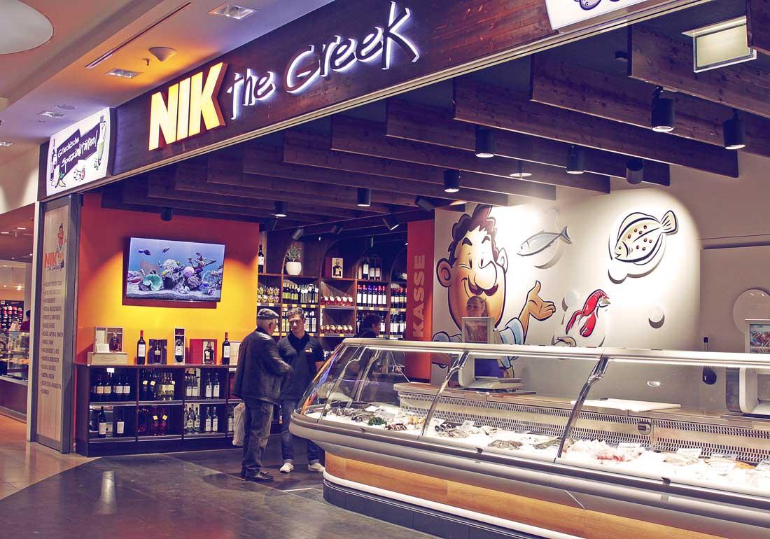 Nik the Greek Shop Neuss