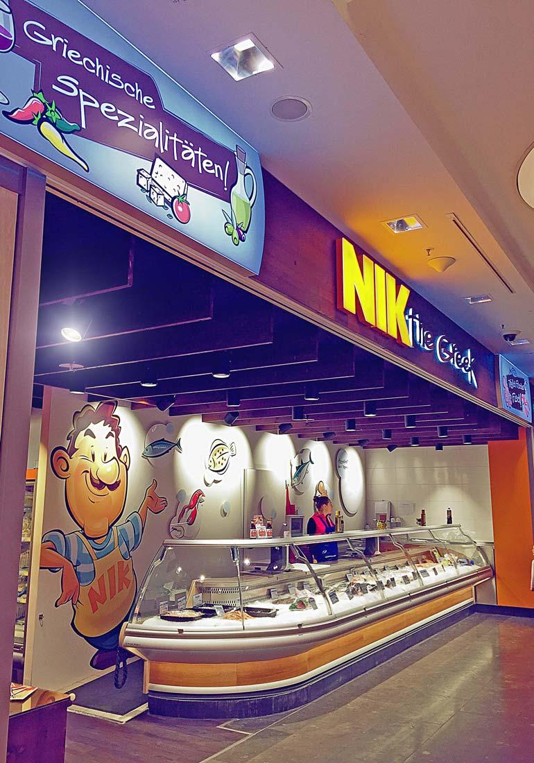 Rheinparkcenter Neuss NIK Shop