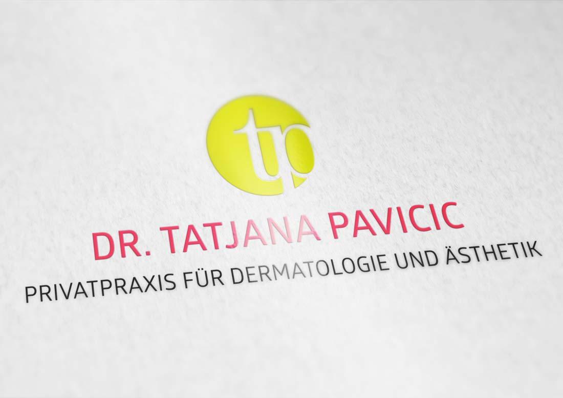 logodesign logo pavicic münchen