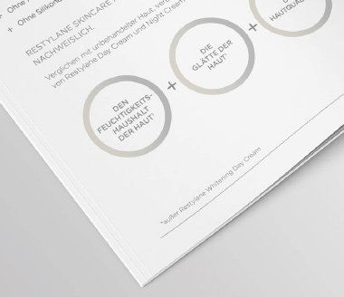 Printdesign der Werbeagentur April5 aus Düsseldorf