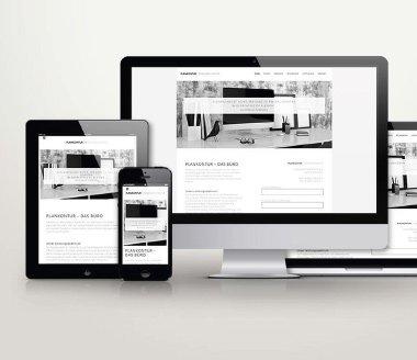 Webdesign in Düsseldorf von April5