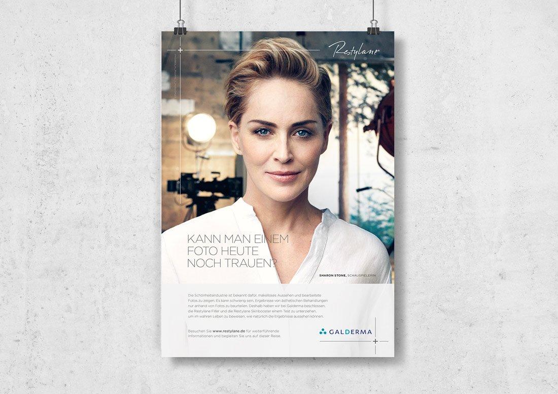 Poster Kampagne Werbeagentur Düsseldorf