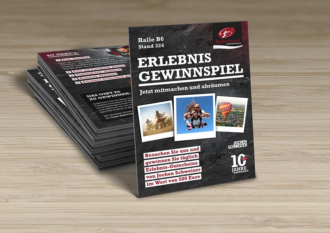 Messekampagne und Messewerbung Print Außenwerbung Düsseldorf