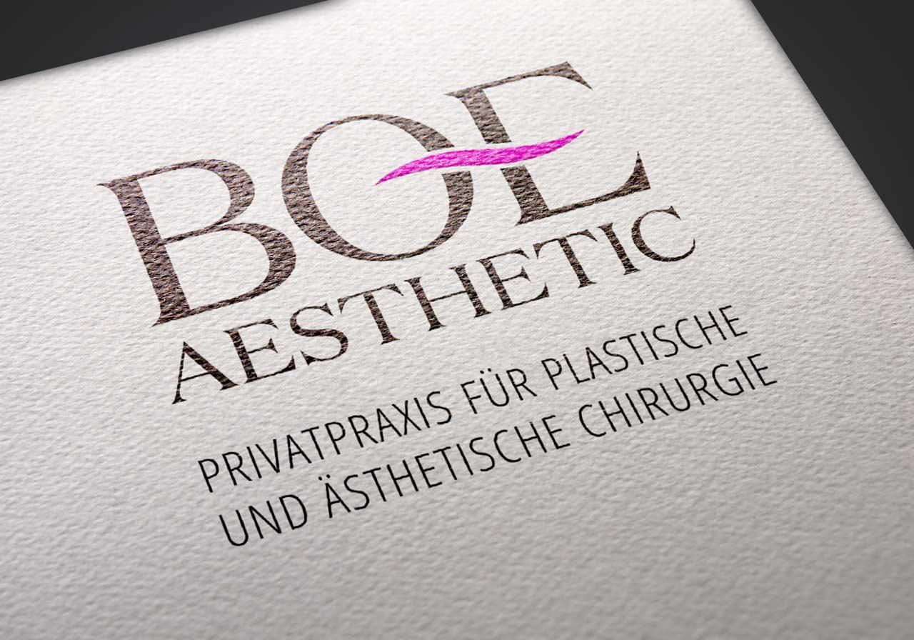 Logodesign für Privatpraxis