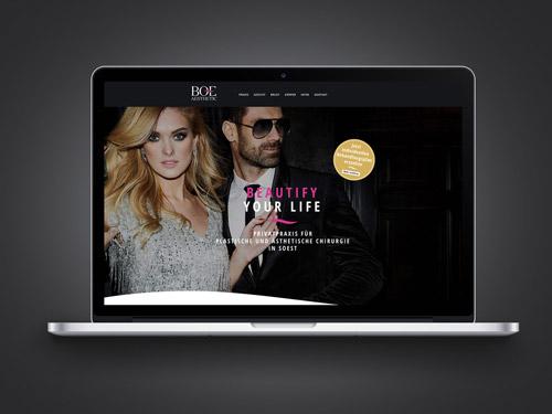 Webseite Programmierung und Design