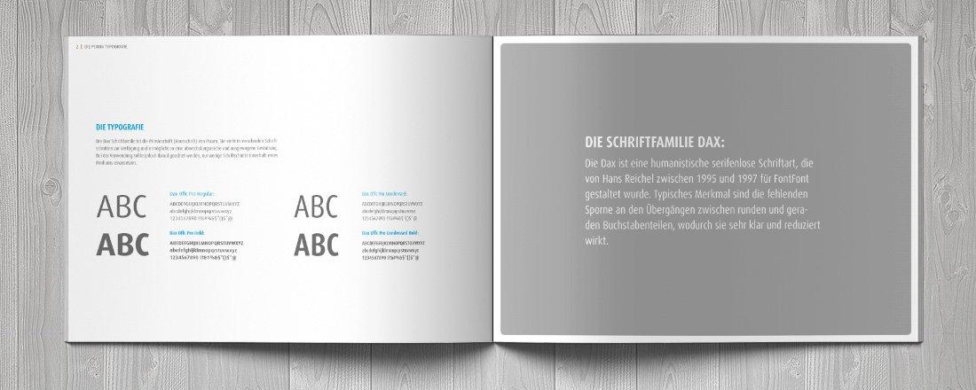 typografie styleguide