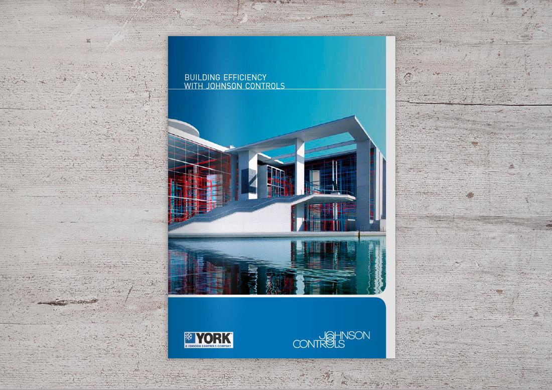 Printdesign neue Broschüre