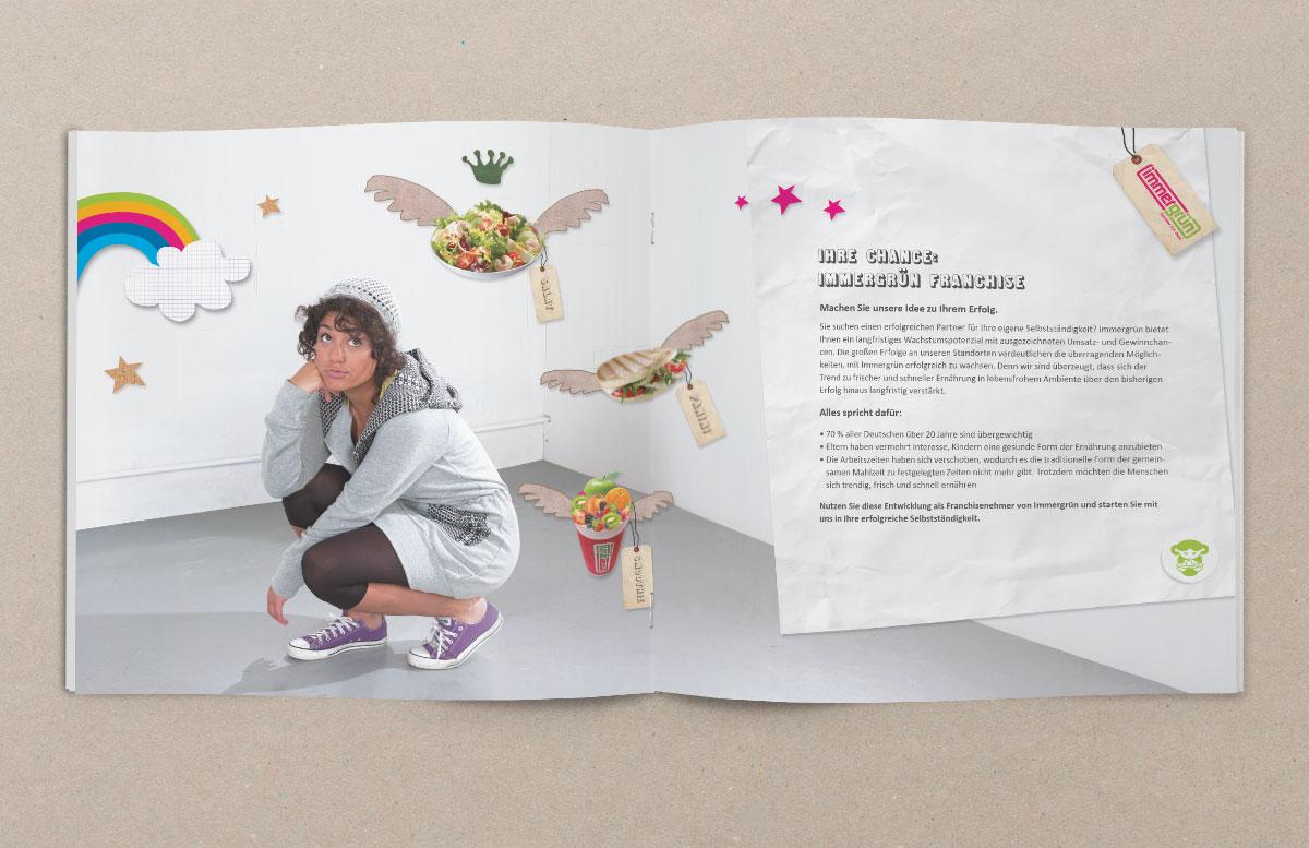 Magazin design
