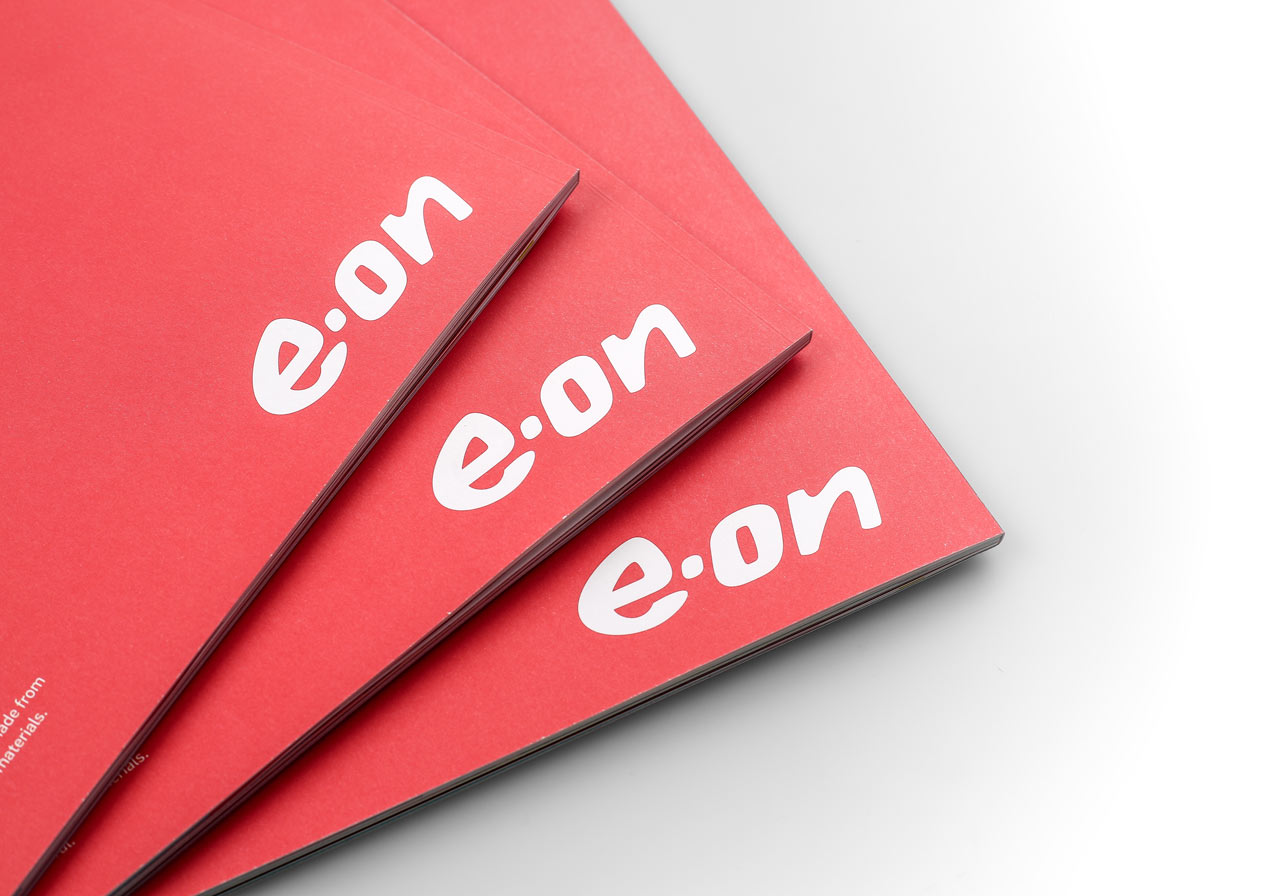 Rückseite Printdesign eon düsseldorf
