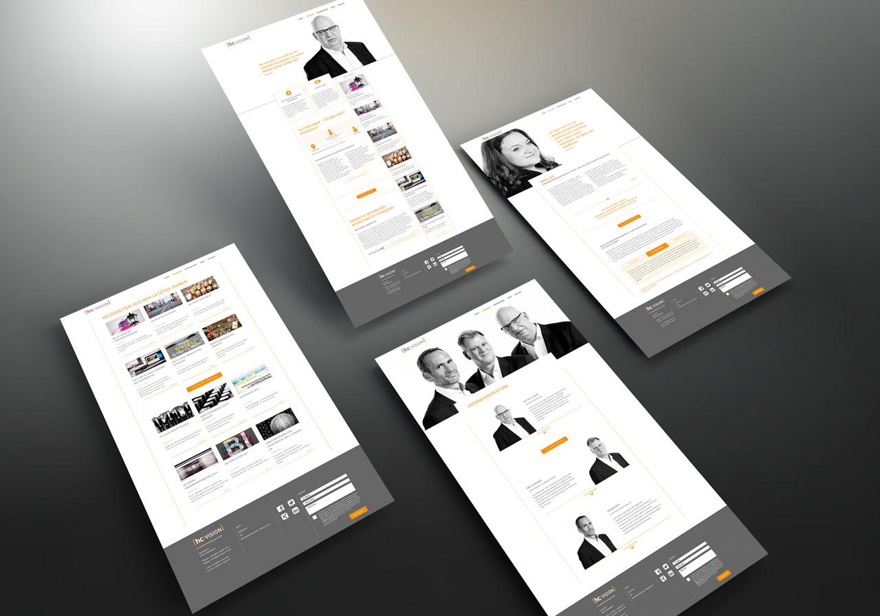 Webdesign mobil optimiert aus Düsseldorf