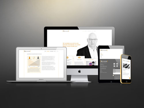 Webdesign von April5 Werbeagentur Düsseldorf