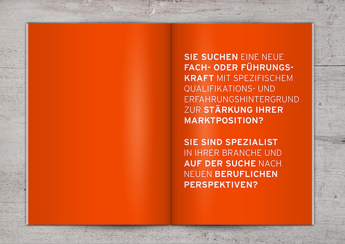 typografie düsseldorf orange