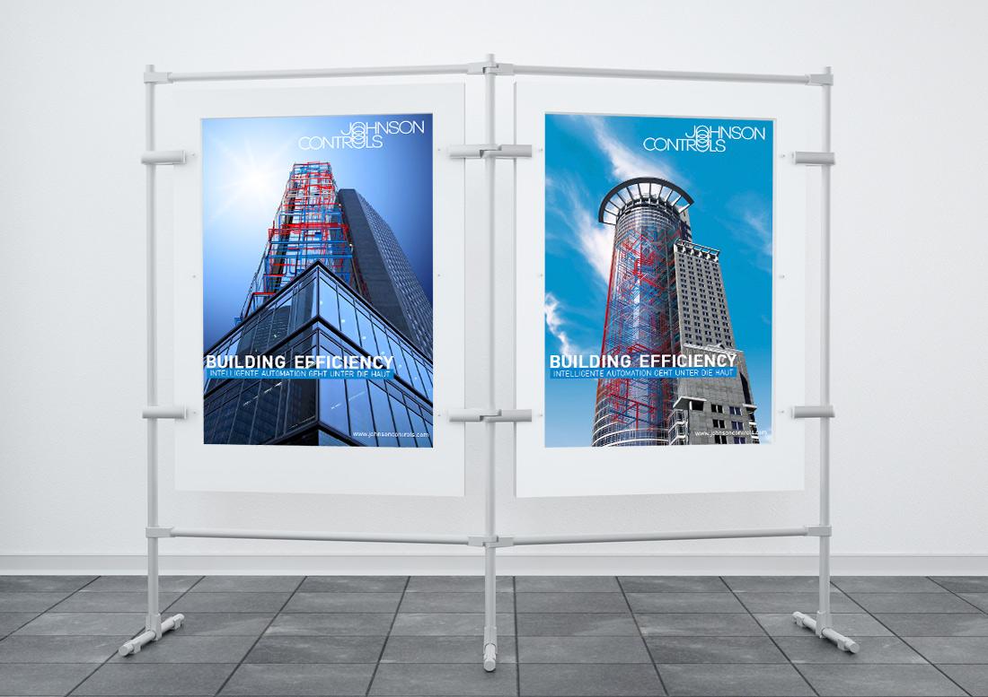 Plakatdesign Aufsteller Werbeagentur