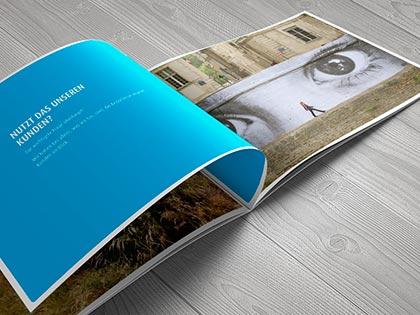 kommunikationsguide styleguide broschüre werbeagentur