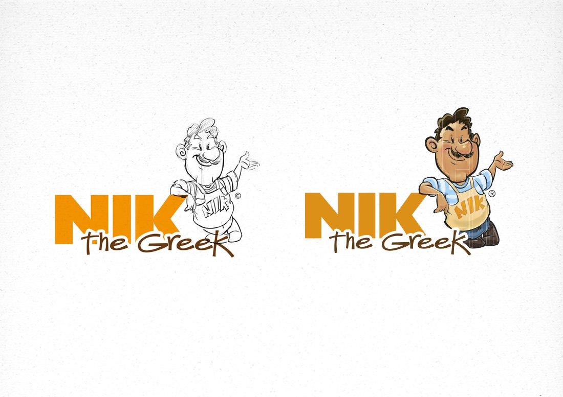 Logodesign und Illustration