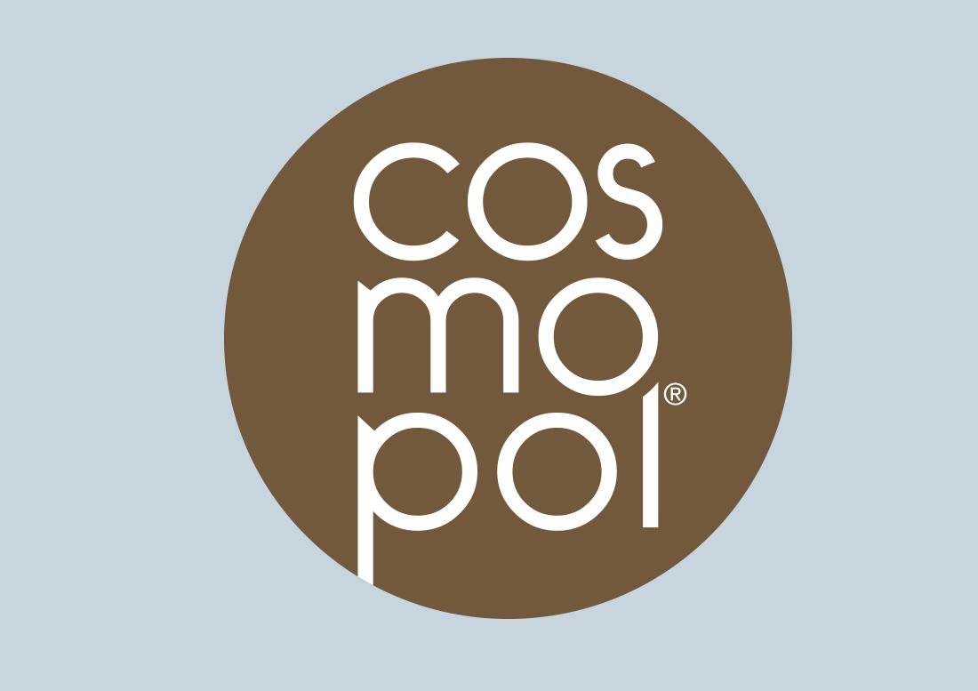 Logodesign Cosmopol Düsseldorf