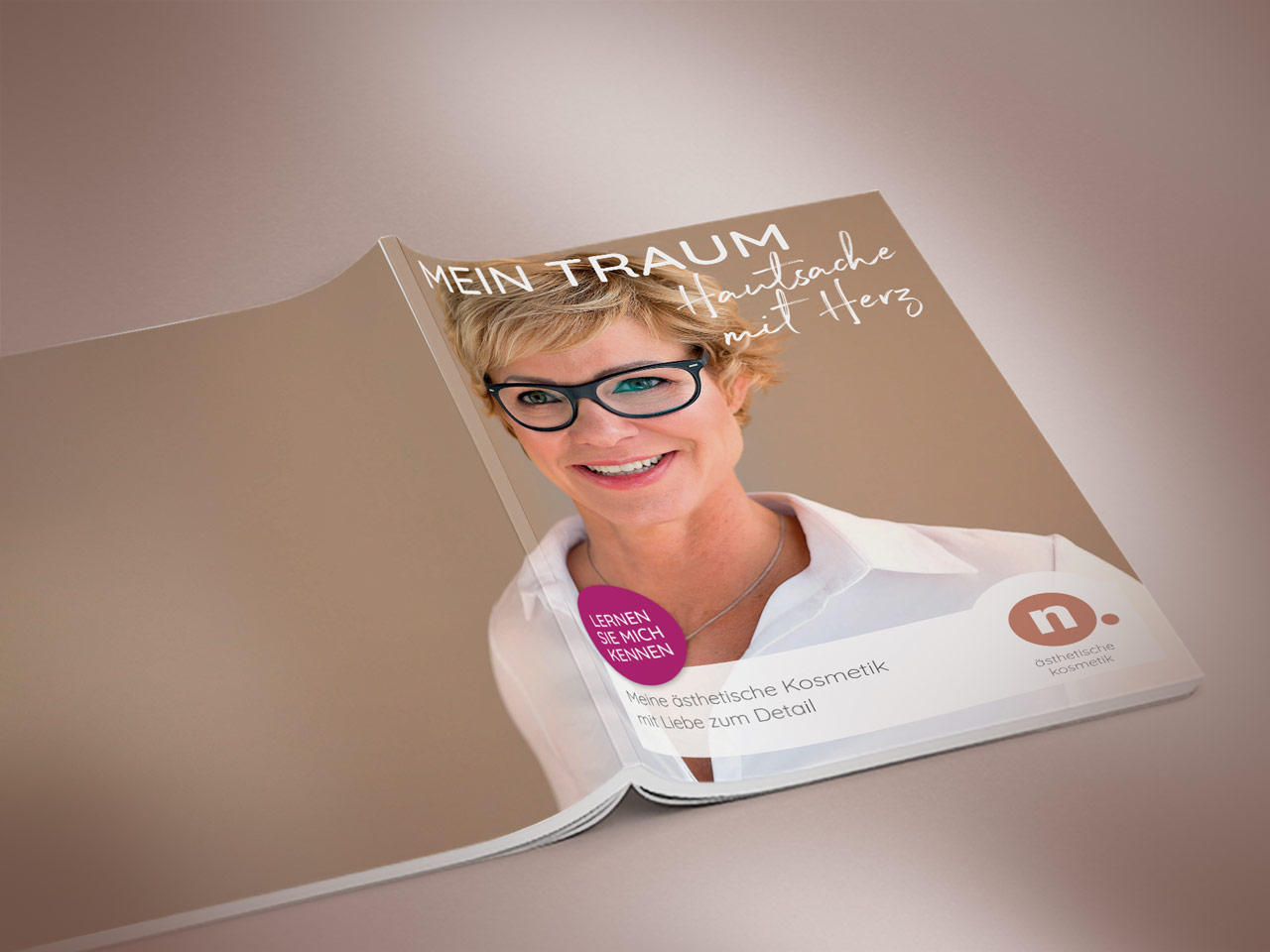 Magazin Design für npunkt Düsseldorf