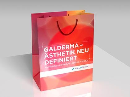 corporate design tasche verpackung geschäftsausstattung