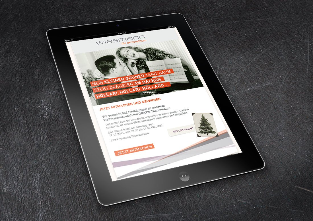 design retro responsive webdesign
